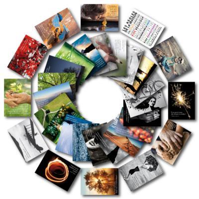 Pack 32 cartes postales de sagesse